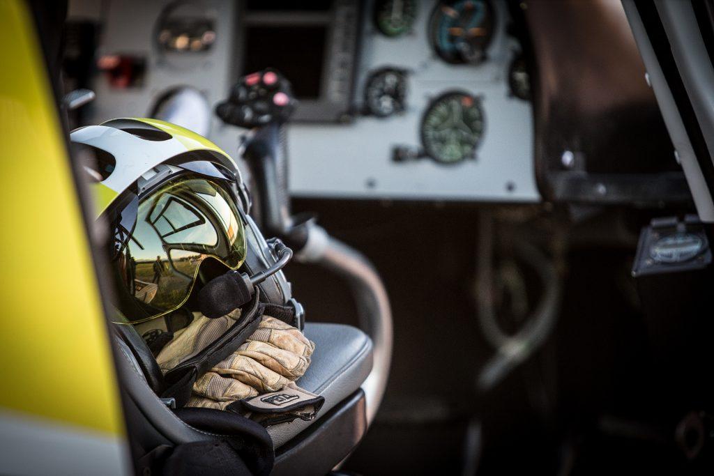 Flying school - Professional pilot training (CPL-H) - Mont Blanc Hélicoptères Bretagne