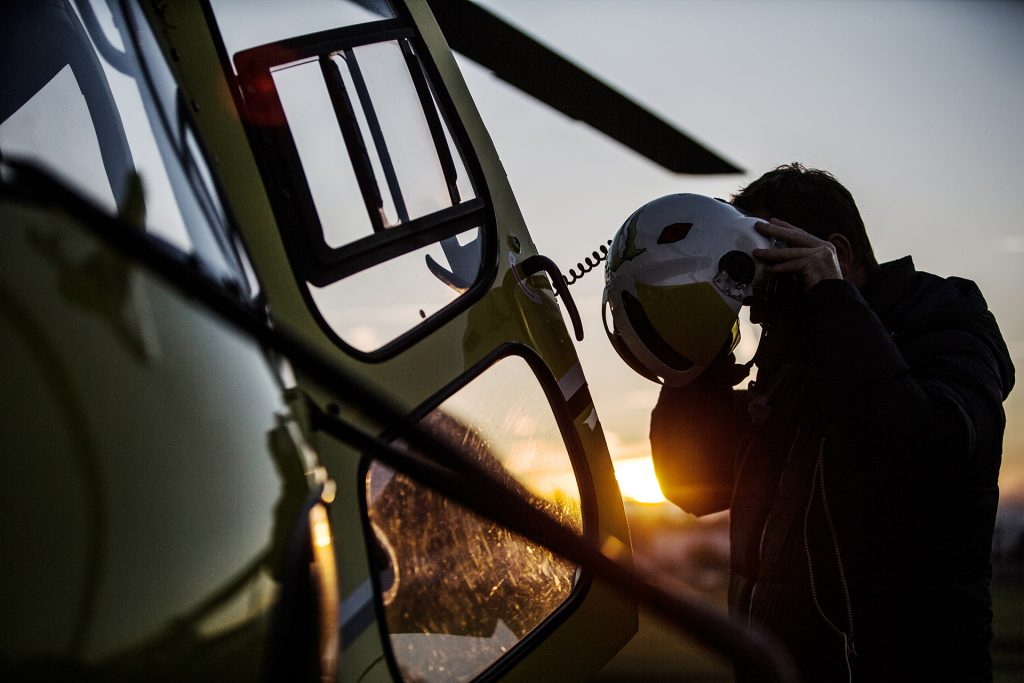 Flying school - Private pilot training (PPL-H) - Mont Blanc Hélicoptères Bretagne