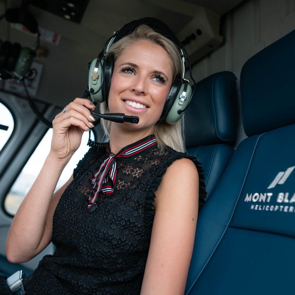 Transfer – Flight Taxi - Transfer - Flight Taxi - Mont Blanc Hélicoptères Bretagne